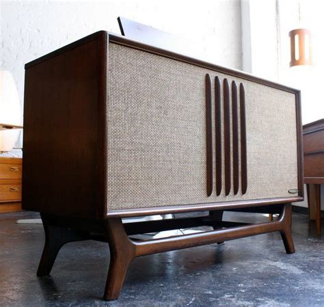 Age Console by Packard Bell Space Age Stereo Spectacular Stereos