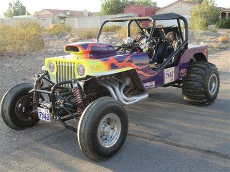 larry minor sand jeep craigslist sand drag jeep
