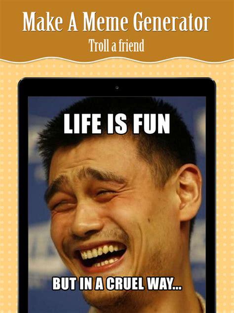 Meme Generator Troll - app shopper make a insta meme generator rage faces trolls gif lol with captions