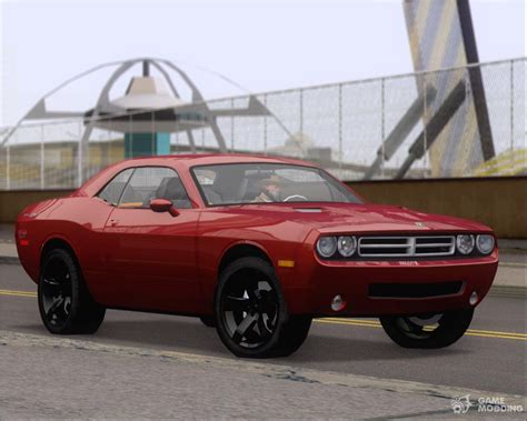 Dodge Challenger Concept by Dodge Challenger Concept For Gta San Andreas