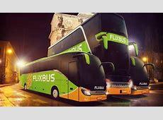 FlixBus International Coaches, Europe Chamonetcom