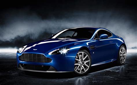 Brand New Aston Martin V8 Vantage S Revealed