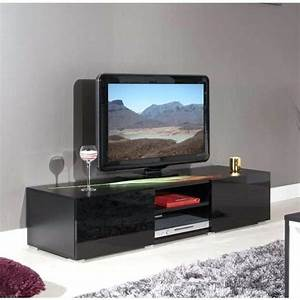 Meuble Tv C Discount : meuble tv noir cdiscount id e de maison et d co ~ Teatrodelosmanantiales.com Idées de Décoration