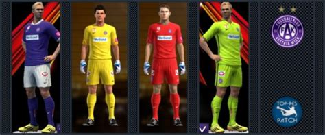 pes 2013 fk austria wien kits 15 16 by radymir pes patch