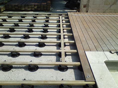 bpi fabricant de plots r 233 glables pour tous types de terrasses la maison bois par maisons
