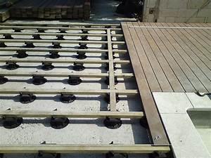 Plot Reglable Terrasse : bpi fabricant de plots r glables pour tous types de ~ Edinachiropracticcenter.com Idées de Décoration