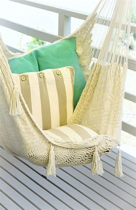 Room Hammock Chair by 26 Ways To Incorporate Hammocks Into Your Interior