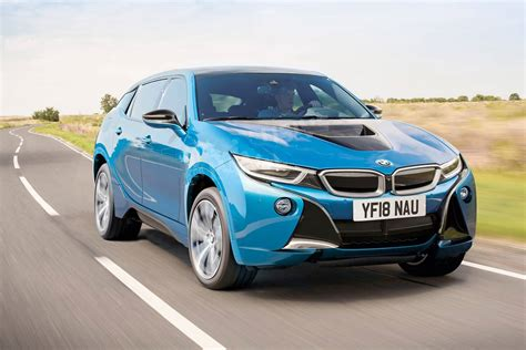 electric cars bmw bmw 2019 2020 bmw electric car bmw i5 suv front view