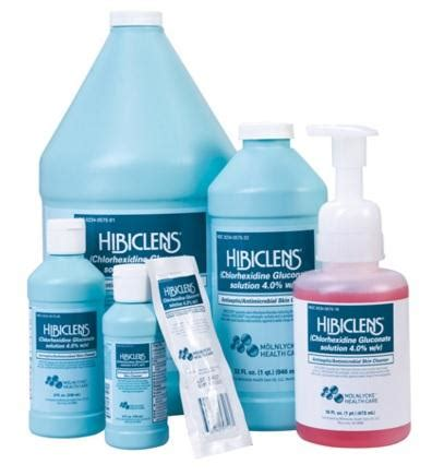 Hibiclens: Antiseptic Skin Cleanser - USA Medical and