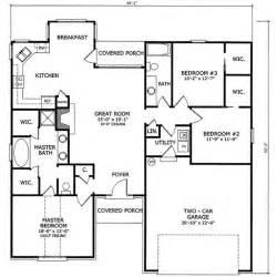 3 bedroom 2 bath floor plans 1550 square 3 bedrooms 2 batrooms on 2 levels
