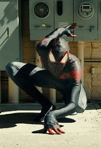 This Ultimate Spider-Man cosplay is nothing short of ...