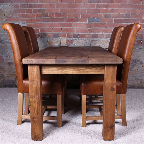 all wood dining table dining room inspiring wooden dining tables and chairs