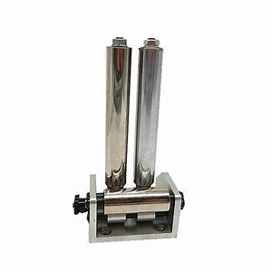 Aluminum    Iron Wire Guide Rollers Customized High