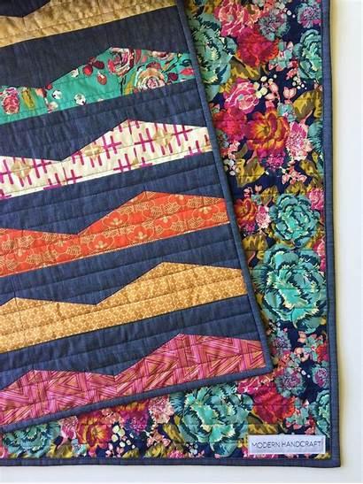 Quilt Sewing Modern Pattern Handcraft Stack