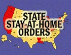 More than half of states have stay-at-home orders - Land Line