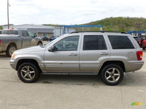 2002 silverstone metallic jeep grand overland 4x4 64288952 gtcarlot car color