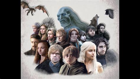 Top 10 Personajes Desaparecidos En Juego De Tronos (quinta