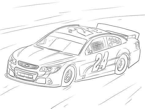 coloring pages  nascar race cars  coloring  print  kids ecoloringsinfo
