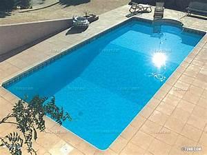 Piscine Enterrée Rectangulaire : piscine enterr e rectangulaire 6 x 3 x m 10649 ~ Farleysfitness.com Idées de Décoration