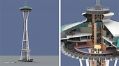 YouTuber Shows How Seattle's Famous Space Needle Was Built ...