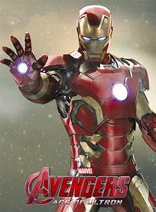 Avengers Age of Ultron: Iron Man Poster by superjabba425 ...