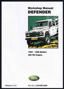 Land Rover Defender 90 110 130 1994