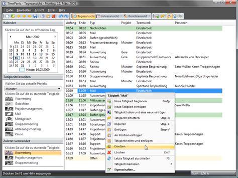 timepanic fe fuer windows bei freeware downloadcom