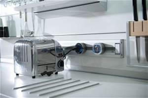 Goulotte Electrique Avec Prise : installation electrique dans votre cuisine ce qu 39 il faut savoir ~ Mglfilm.com Idées de Décoration