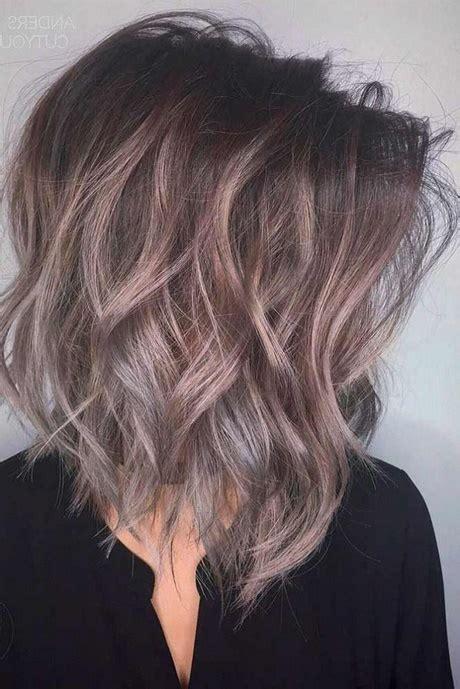 tendance couleur cheveux 2018 modele couleur cheveux 2018