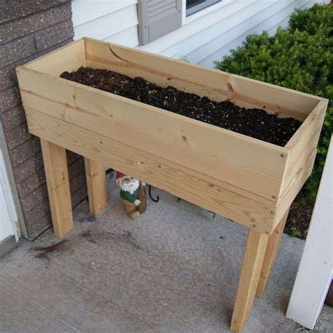 wooden planter boxes  woodworking