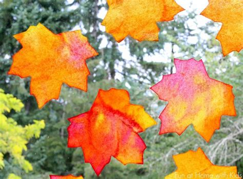 Herbstdeko Fenster Grundschule by Easy Fall Crafts That Anyone Can Make Happiness Is