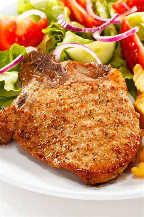 easy pan fried pork chops kitchme