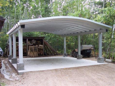 Metal Car Shelter by Carport Kits Shelters Future Buildings Rv Parking