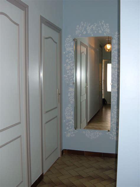 decoration porte interieur peinture dootdadoo