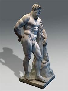 Hercules statue - Stock - Zugasti - Antiques & Design - Madrid