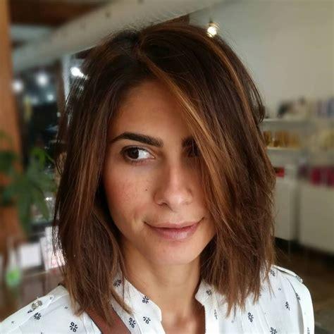 haircuts  thin coarse hair wavy haircut