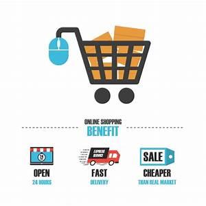 Online Shop De : plantilla de logos de compra online descargar vectores gratis ~ Buech-reservation.com Haus und Dekorationen