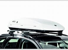 Hapro roof boxes Hapro Zenith 66 Pure White roof box