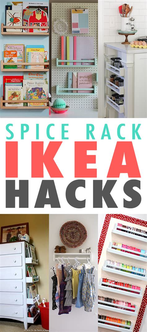 Spice Rack Ikea Hack by Spice Rack Ikea Hacks Page 10 Of 10 The Cottage Market