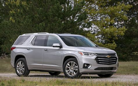 2020 Gmc Acadia Vs Chevy Traverse by Chevrolet Traverse High Country 2018 Suv Drive