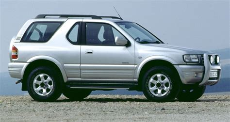 Opel Era by Opel Frontera 3 Puerta 1998 2004 Opiniones Datos