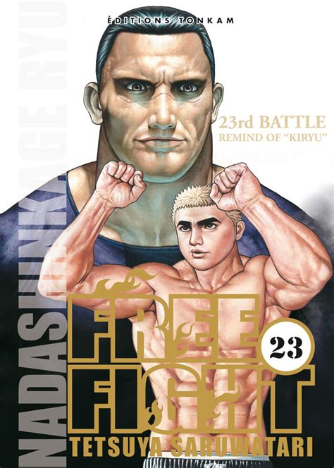 Free Fight  New Tough 23 édition Simple  Tonkam Manga