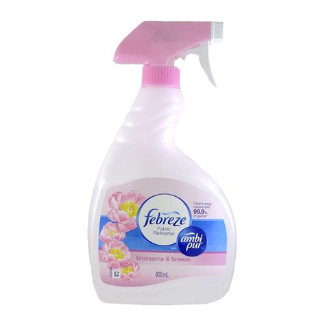 Febreze Sofa Spray 5 Febreze Fabric Refresher Spray 800ml Blossom