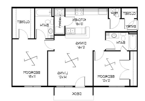 house with 2 master bedrooms one home plans with two master suites