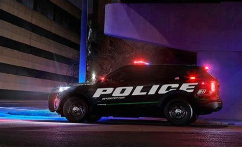 ford police interceptor utility  quickest  police