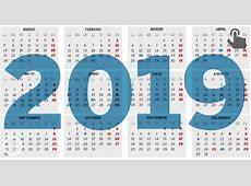 El calendario laboral de 2019 solo permite un gran puente