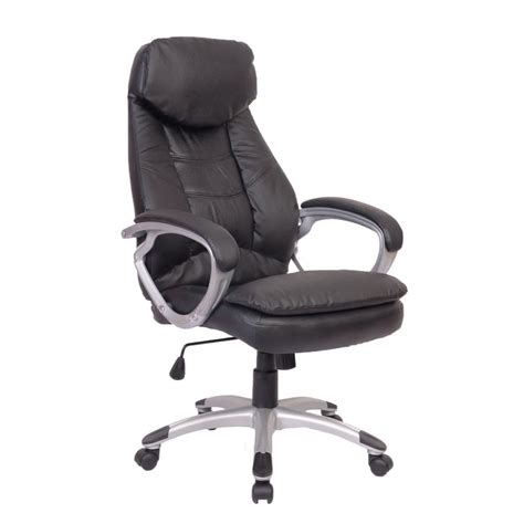 chaise bureau office depot black office chair leather vidaxl com