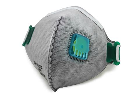 mask top activated carbon breathing valve protective