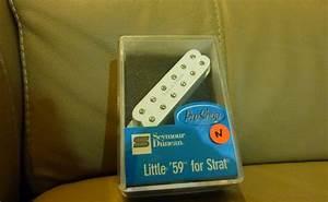 Seymour Duncan Little  U0026 39 59 For Strat Sl59