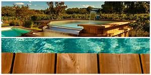 Eclairage Piscine Hors Sol : les avantages de la piscine bois bluewood ~ Dailycaller-alerts.com Idées de Décoration